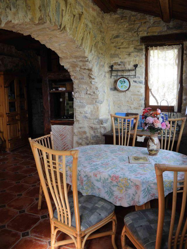 coin repas à l\'olivier
