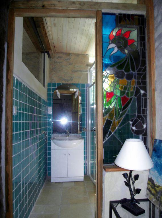 salle d\'eau au coq